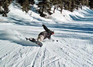 Giv dine nærmeste en vild oplevelse på snowboard